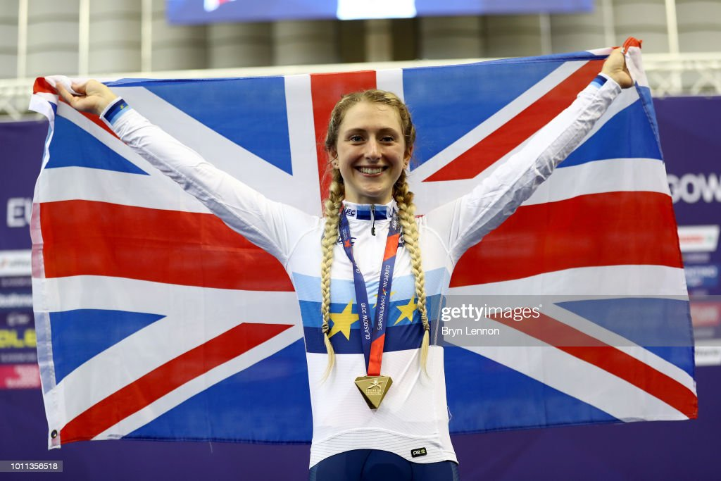 Track Cycling - European Championships Glasgow 2018: Day Four