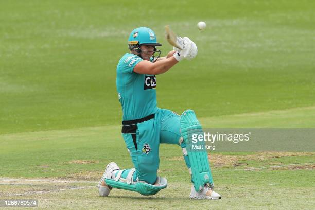 Laura Kimmince of the Heat bats during the Women's Big Bash League WBBL match between the Melbourne Stars and the Brisbane Heat at Drummoyne Oval, on...