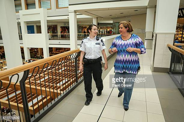 THORNHILL ON MAY 5 Laura Kirby McIntosh has written a thank you to a mall security guard named Ana Melissa Abreu for helping her with her autistic...