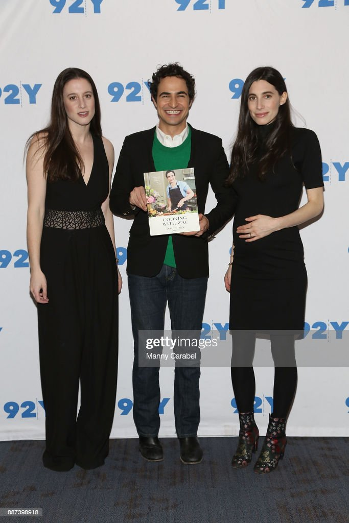 Laura Kosann, Zac Posen and Danielle Kosann attend 92nd Street Y presents Zac Posen in conversation with Danielle and Laura Kosann at 92nd Street Y on December 6, 2017 in New York City.