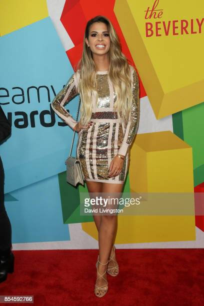 Laura Lee attends the 7th Annual 2017 Streamy Awards at The Beverly Hilton Hotel on September 26 2017 in Beverly Hills California