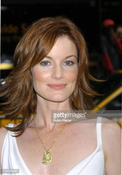 Laura Leighton during ABC 2004/2005 Primetime Upfront Arrivals at Cipriani's in New York City New York United States