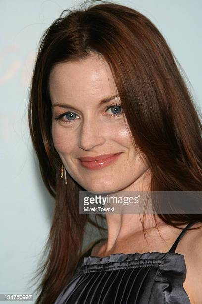 Laura Leighton during Tiffany and Co celebrates the launch of Frank Gehry's premiere collection at Tiffany and Co Store in Beverly Hills California...