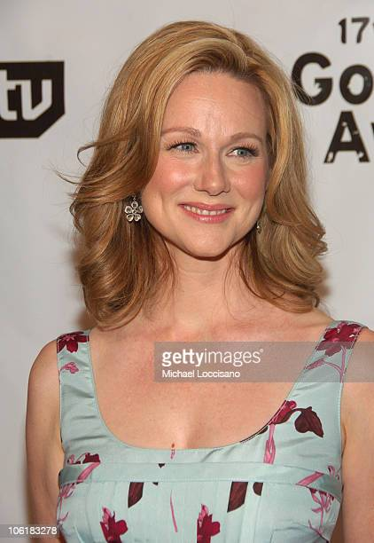 Laura Linney attends the 17th Annual IFP Gotham Awards at Steiner Studios on November 27, 2007 in Brooklyn, NY.