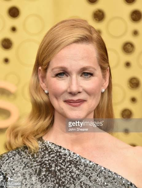 Laura Linney attends the 71st Emmy Awards at Microsoft Theater on September 22, 2019 in Los Angeles, California.