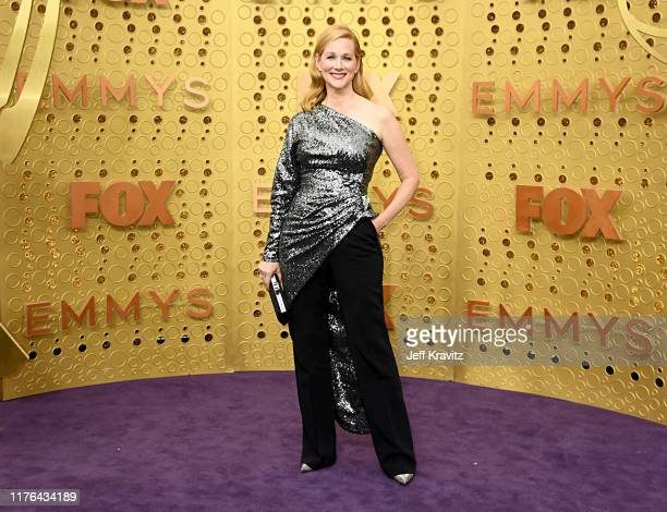 Laura Linney attends the 71st Emmy Awards at Microsoft Theater on September 22 2019 in Los Angeles California