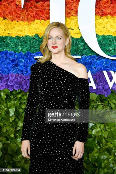 Laura Linney attends the 73rd Annual Tony Awards at Radio City Music Hall on June 09, 2019 in New York City.