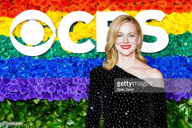Laura Linney attends the 73rd Annual Tony Awards at Radio City Music Hall on June 09 2019 in New York City