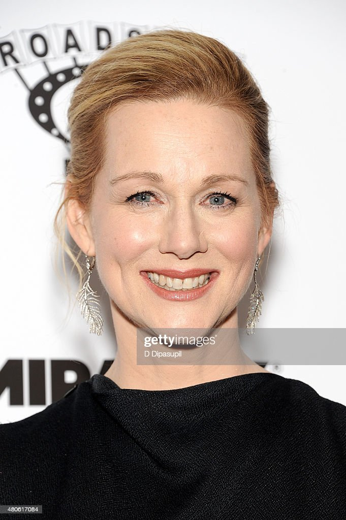 Laura Linney attends the 'Mr. Holmes' New York Premiere at the Museum of Modern Art on July 13, 2015 in New York City.