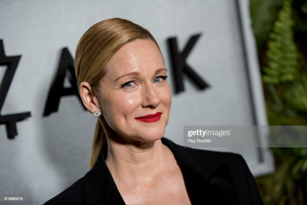 Laura Linney attends the 'Ozark' New York Screening at The Metrograph on July 20, 2017 in New York City.