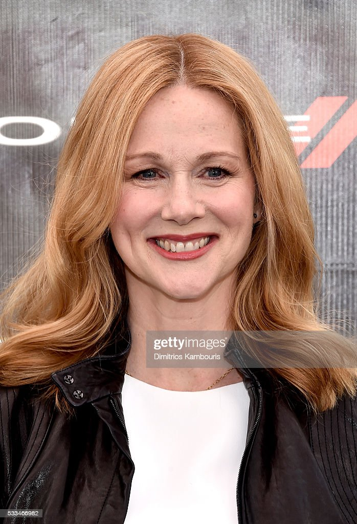 Laura Linney attends the 'Teenage Mutant Ninja Turtles: Out Of The Shadows' World Premiere at Madison Square Garden on May 22, 2016 in New York City.