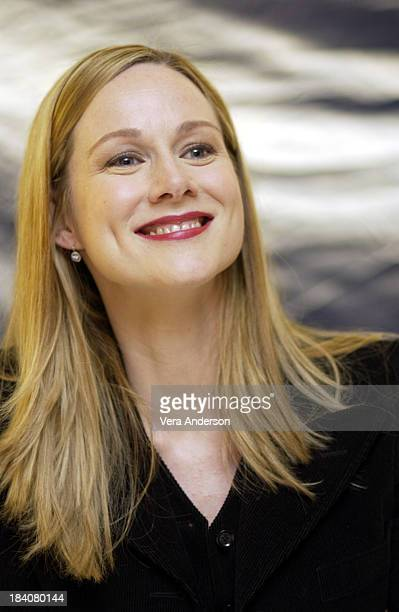 Laura Linney during Press Conference for The Life of David Gale at St. Regis Hotel in Century City, California, United States.