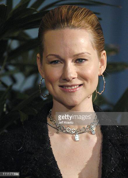 Laura Linney during The 77th Annual Academy Awards Nominees Luncheon at Beverly Hilton Hotel in Beverly Hills California United States