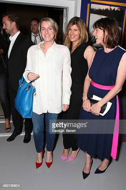 Laura Lopes attends the Elephant Family's 'In Giants' Footsteps' launch party at Victoria House on June 5 2014 in London England