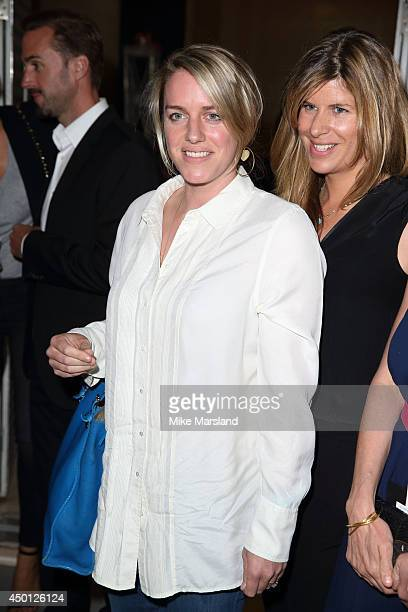 Laura Lopes attends the launch party for Elephants Family 'In Giants Footsteps' at Victoria House on June 5 2014 in London England