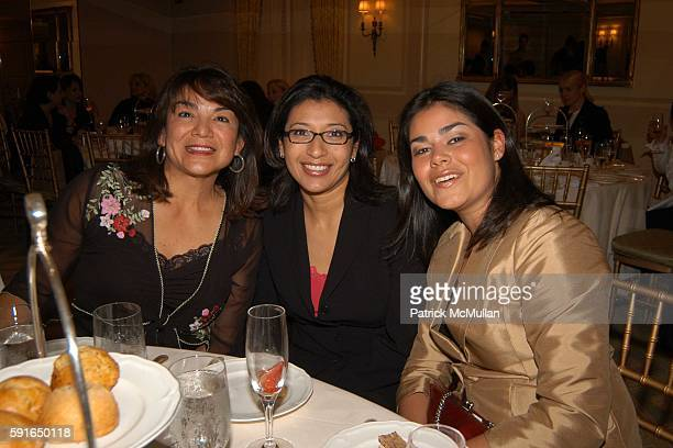 Laura Lopez and Southwest Airlines Team attend Catalina Magazine and The Heart Truth Campaign Third Annual Essence of Latinas Event in New York at...