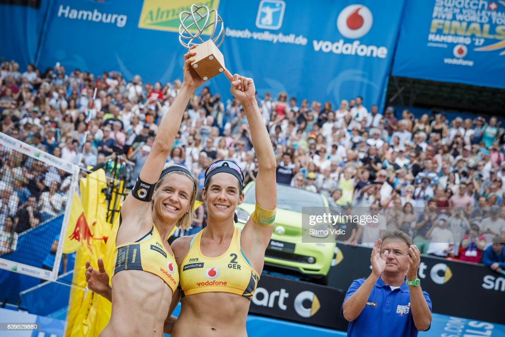 Swatch Beach Volleyball FIVB World Tour Finals : Nieuwsfoto's