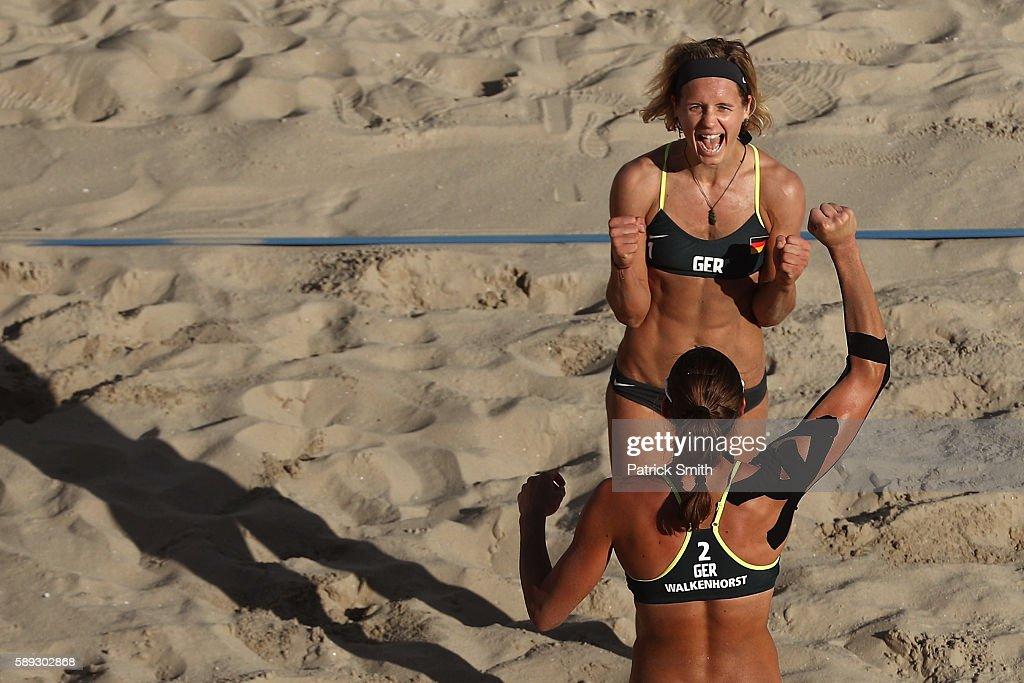 Beach Volleyball - Olympics: Day 8 : Nieuwsfoto's