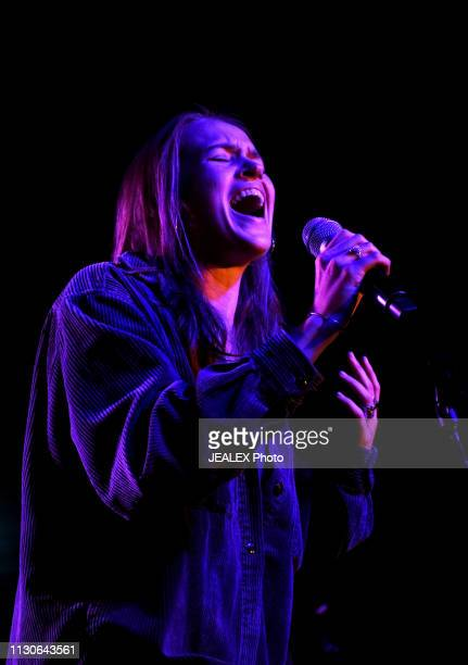 Laura Mack performs onstage at HEADS Music during the 2019 SXSW Conference and Festivals on March 14 2019 in Austin Texas