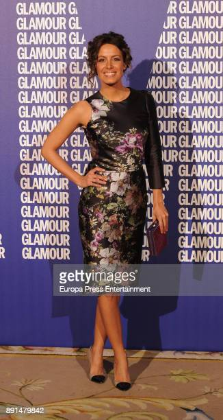 Laura Madrueno attend the Glamour Magazine Awards and 15th anniversary dinner at The Ritz Hotel on December 12 2017 in Madrid Spain