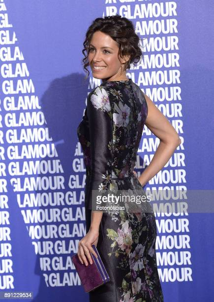 Laura Madrueno attends the Glamour Magazine Awards and 15th anniversary dinner at The Ritz Hotel on December 12 2017 in Madrid Spain