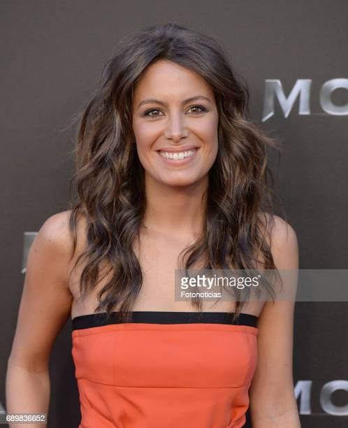 Laura Madrueno attends 'The Mummy' premiere at Callao cinema on May 29 2017 in Madrid Spain