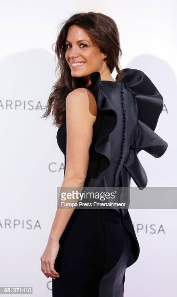 Laura Madrueño attends the opening of new Carpisa stores on May 9 2017 in Madrid Spain