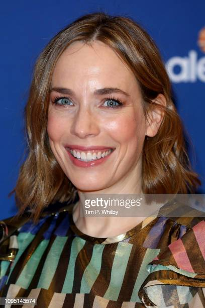 Laura Main attends the Cirque du Soleil Premiere Of TOTEM at Royal Albert Hall on January 16 2019 in London England
