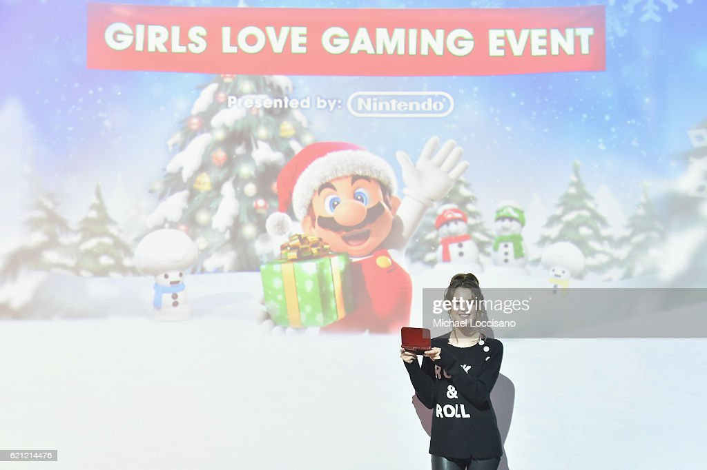 Nintendo 3DS Girls Love Gaming Event