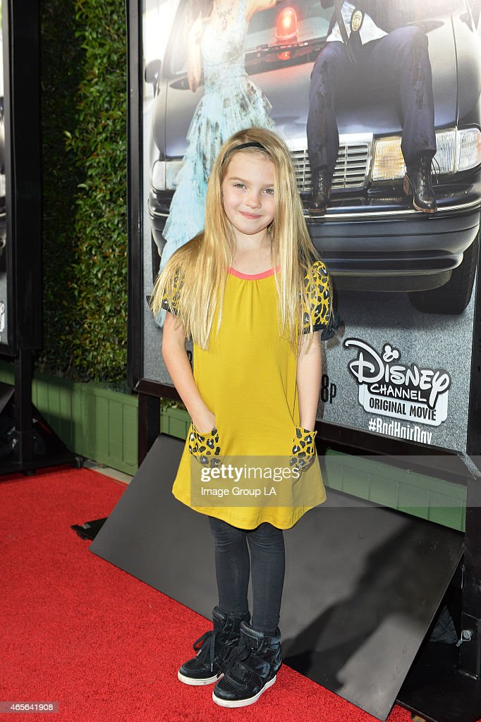 "Disney Channel Original Movie ""Bad Hair Day"""