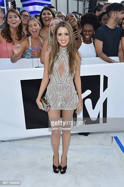 Laura Marano attends the 2016 MTV Video Music Awards on August 28 2016 in New York City