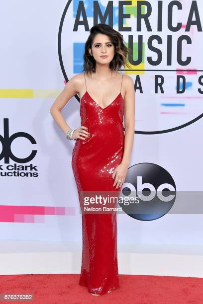 Laura Marano attends the 2017 American Music Awards at Microsoft Theater on November 19 2017 in Los Angeles California