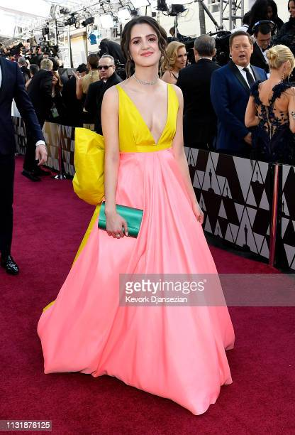 Laura Marano attends the 91st Annual Academy Awards at Hollywood and Highland on February 24 2019 in Hollywood California