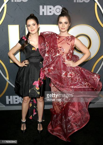 Laura Marano attends the HBO's Post Emmy Awards reception held at The Pacific Design Center on September 22 2019 in Los Angeles California