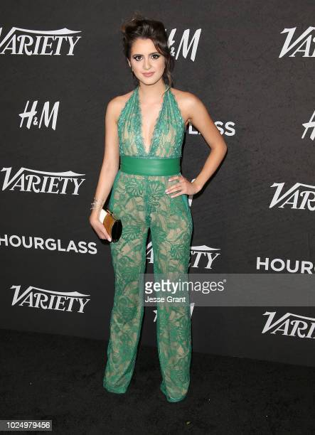 Laura Marano attends Variety's Power of Young Hollywood event at the Sunset Tower Hotel on August 28 2018 in West Hollywood California
