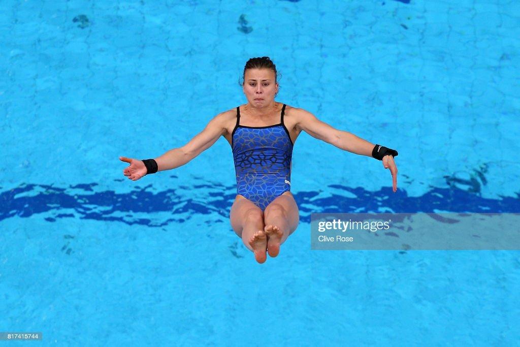 Budapest 2017 FINA World Championships - Day 5 : News Photo