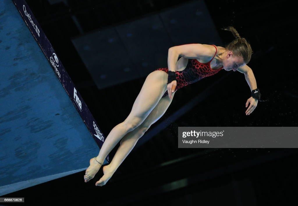 Canada Cup/FINA Diving Grand Prix : News Photo