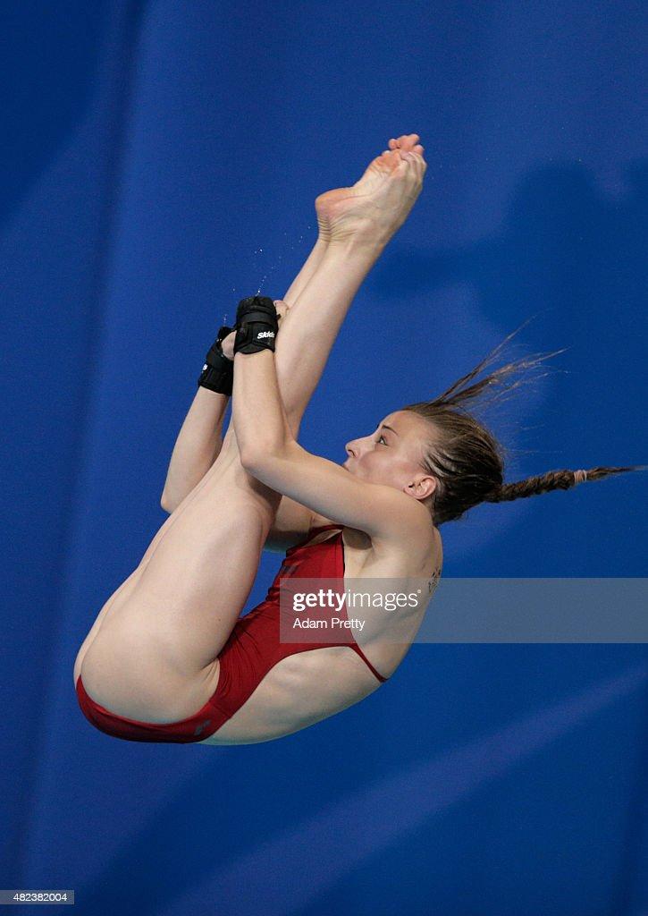 Diving - 16th FINA World Championships: Day Six : News Photo