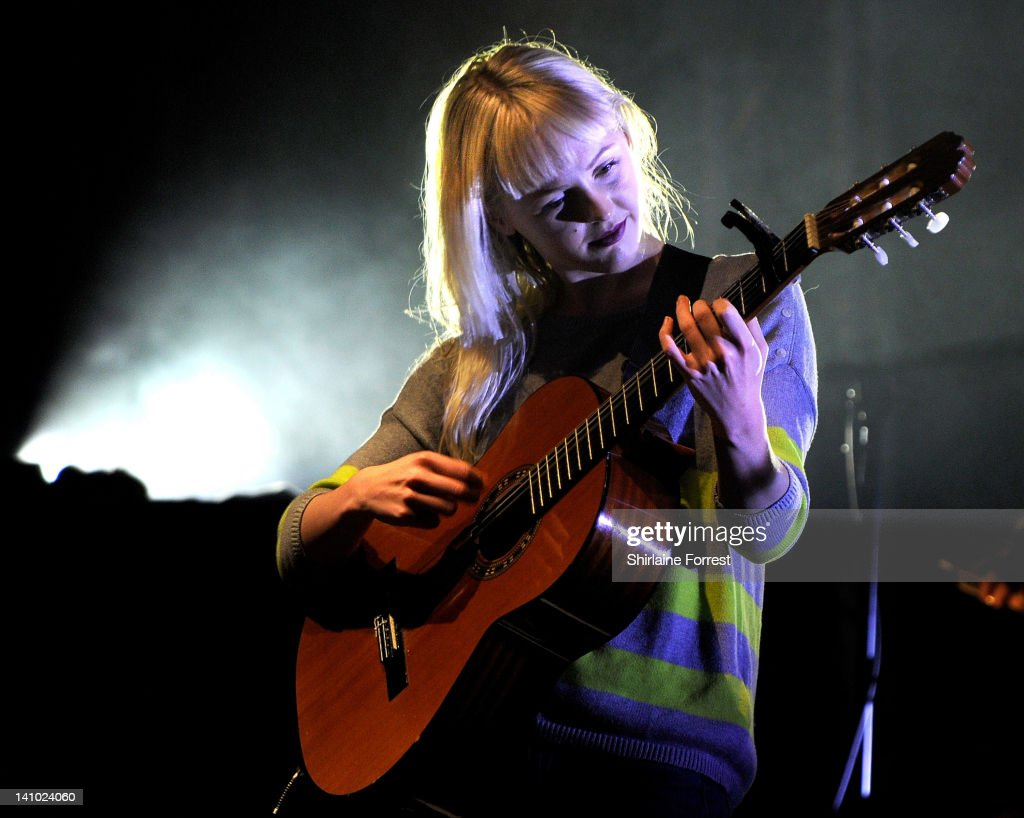 Laura Marling performs at Manchester Apollo