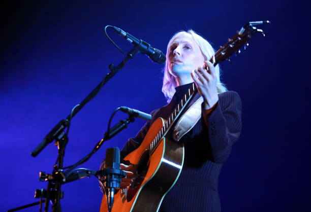 GBR: Laura Marling Performs At The Roundhouse, London