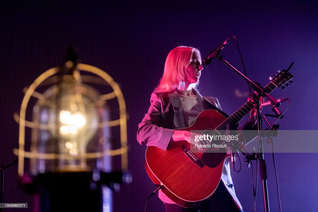 Laura Marling Performs At The Queen's Hall, Edinburgh : News Photo