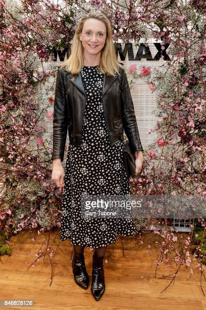Laura Mclachlan arrives at the Minimax Celebrating 50 Years VIP Party on September 14 2017 in Melbourne Australia