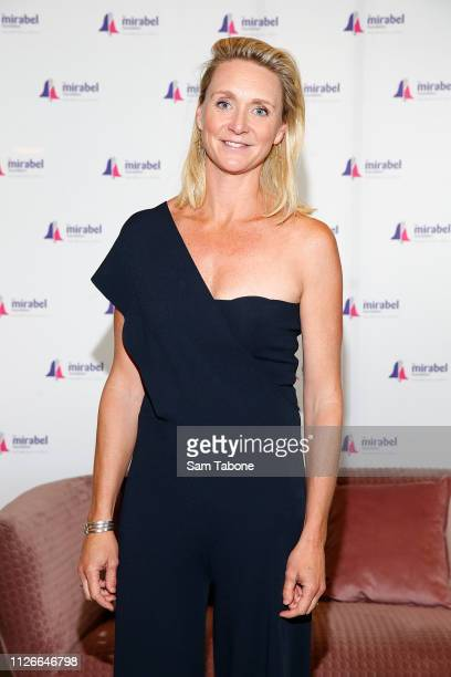 Laura McLachlan attends the Mirabel Ladies Lunch 2019 on February 22 2019 in Melbourne Australia