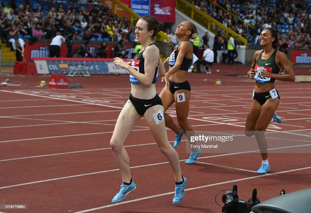 Muller Grand Prix Birmingham - IAAF Diamond League 2018 : News Photo