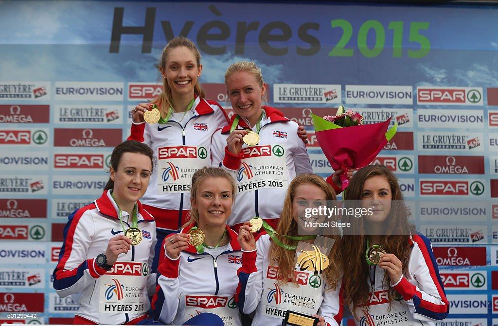 European Cross Country Championships : News Photo