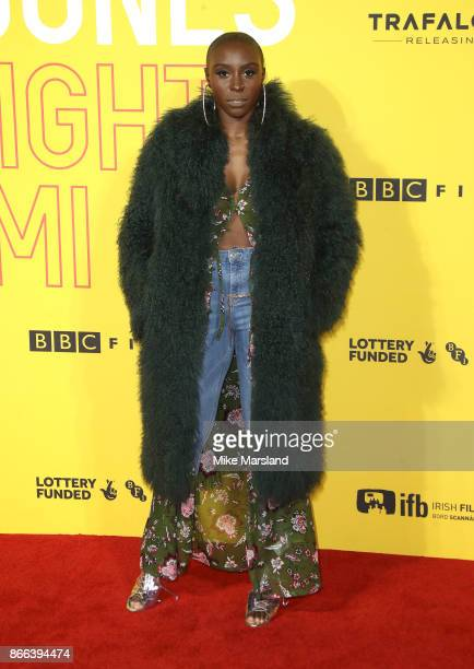 Laura Mvula attends the 'Grace Jones Bloodlight And Bami' UK premiere at BFI Southbank on October 25 2017 in London England