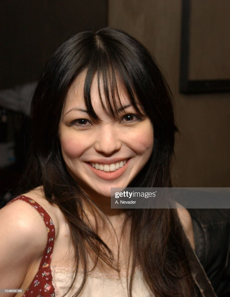 Laura Narikawa during Movieline Magazine and California Artists for Humanity at Nacional in Los Angeles, California, United States.