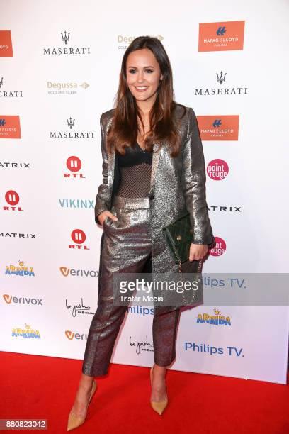 Laura Noltemeyer attends the Movie Meets Media event 2017 at Hotel Atlantic Kempinski on November 27 2017 in Hamburg Germany