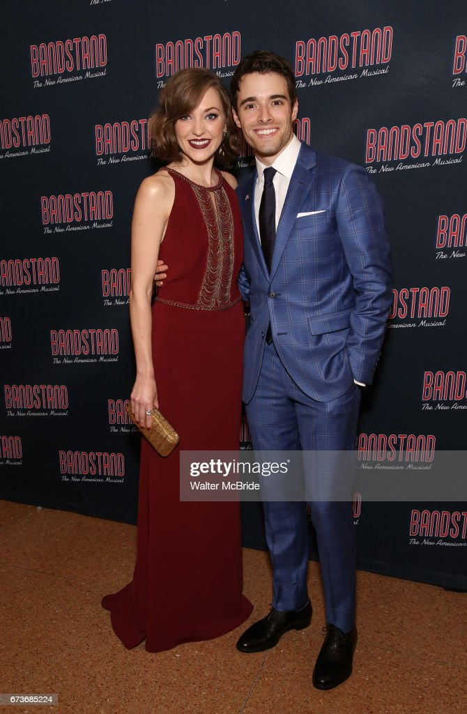 """Bandstand"" Broadway Opening Night - After Party"