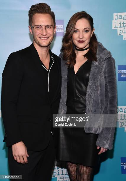 Laura Osnes attends the opening night of the broadway show Jagged Little Pill' at Broadhurst Theatre on December 05 2019 in New York City